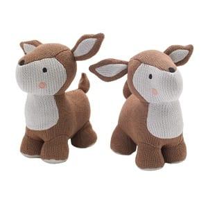 girl Woodland nursery idea - girl nursery theme - animal nursery - amorecraftylife.com #baby #nursery #babygift #woodland