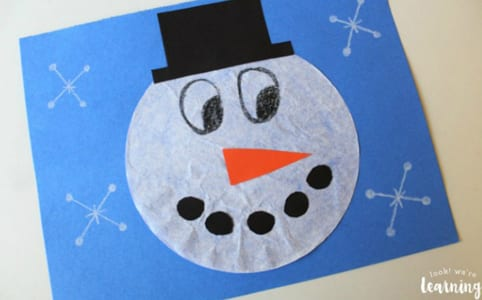 Winter Kid Crafts Creative Fun A More Crafty Life
