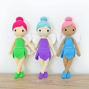 The Friendly Grace Doll - thefriendlyredfox.com | 300x300