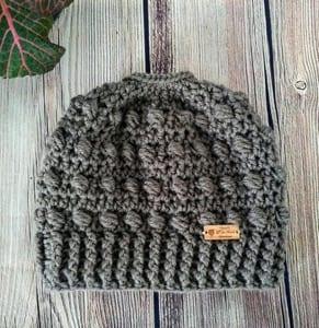 winter hat crochet patterns - crochet pattern pdf - amorecraftylife.com #crochet #crochetpattern