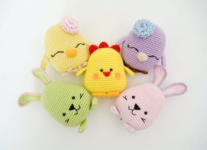 Amigurumi for Beginners - All About Ami | 300x415
