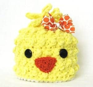 Easter crochet pattern- chicken crochet pattern pdf chick- amigurumi amorecraftylife.com #crochet #crochetpattern