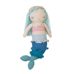 mermaid nursery idea - girl nursery theme - ocean nursery - amorecraftylife.com #baby #nursery #babygift