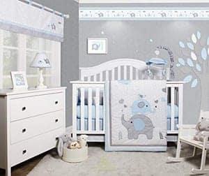 17 Boy Elephant Nursery Theme Ideas - A More Crafty Life