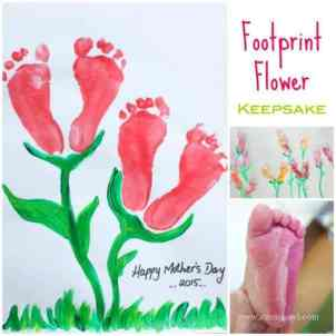 mothers day gift kid crafts -amorecraftylife.com #kidscraft #craftsforkids #preschool