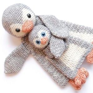 penguin crochet pattern - amorecraftylife.com #crochet #crochetpattern