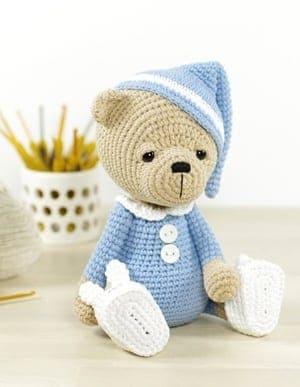 bear crochet patterns - crochet pattern pdf - amorecraftylife.com amigurumi #crochet #diy