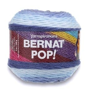 bernat pop yarn pattern - amorecraftylife.com #crochet #crochetpattern #freecrochetpattern