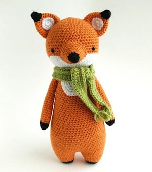 teddy fox crochet pattern | Son's Popkes | 340x300
