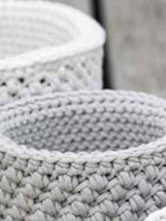 basket crochet pattern - amorecraftylife.com #crochet #crochetpattern #freecrochetpattern