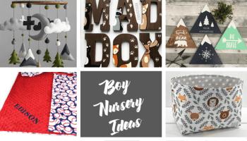 Woodland Nursery Theme Favorite Ideas A More Crafty Life