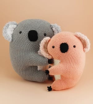 DIY Amigurumi Crochet koala amigurumi pattern – Amigurumi Patterns   337x300