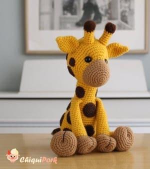 Progess of the last wip! Free pattern of @amigurumitoday it is called Hearty  Giraffe ❤️ #crochet #crochetpattern #crochetfreepattern #crochetaddict  #lovecrochet #makermovement #makersgonnamake #maker #amigurumi  #stuffedanimals #craftymom #craft ... | 338x300