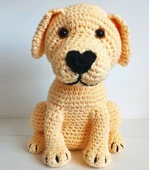 Puppy Dog Amigurumi pattern by Viktorija Dineikiene | Crochet toys ... | 342x300