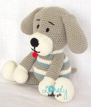 Sweet Amigurumi Dogs Free Crochet Patterns – Wool Patterns | 351x300