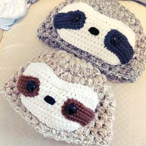 animal crochet patterns - winter hat crochet patterns - crochet pattern pdf - amorecraftylife.com #crochet #crochetpattern