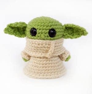 Little alien amigurumi pattern - Amigurumi Today   308x300