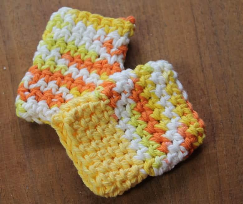 ice pop holder crochet pattern - free crochet pattern #crochet
