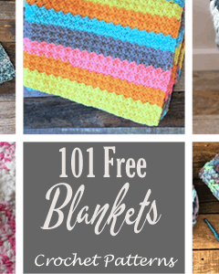crochet pattern for blankets -amorecraftylife.com - afghan pattern #crochet #crochetpattern #freecrochetpattern