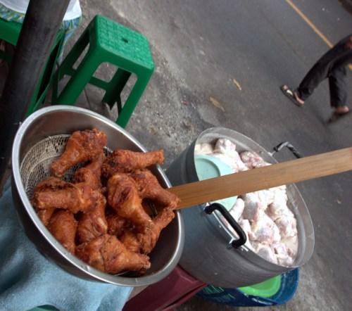 KFC casero tailandia