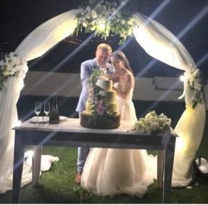 wedding official at quinta da pacheca