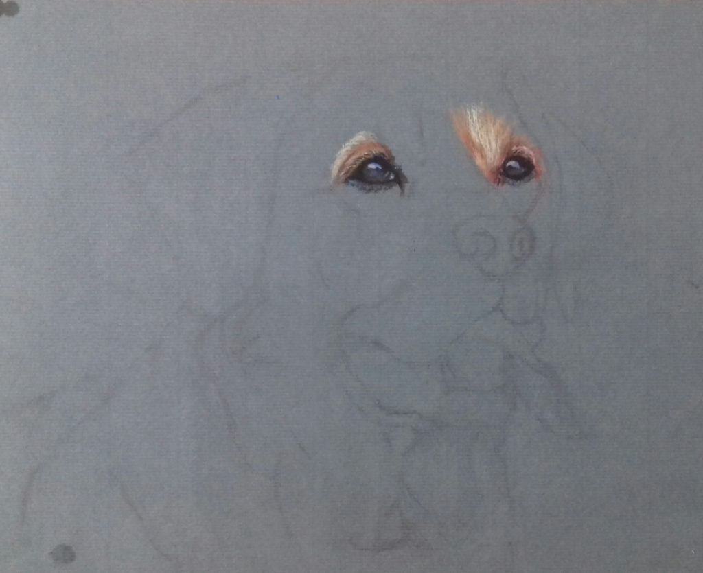 Start portrait