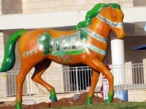 Koblenz Horse