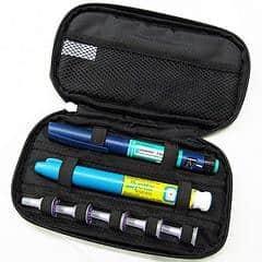 diabetes medical kit