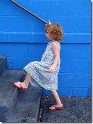girl-climb-stairs