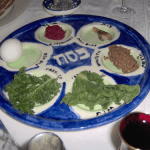 Passover Seder in the Israeli Army