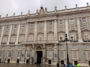 The Kings Palace, as in the real King of Spain :)
