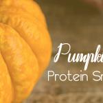 Delish Pumpkin Pie Protein Smoothie [Recipe] 1