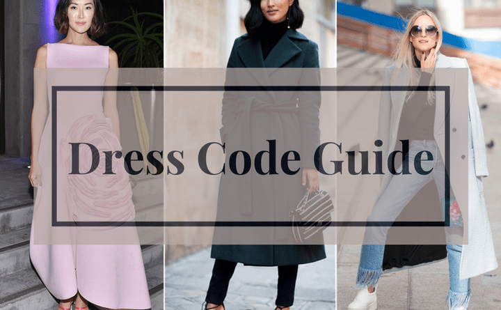 The Ultimate Dress Code Guide