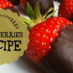 Chocolate Covered Strawberries Recipe 2