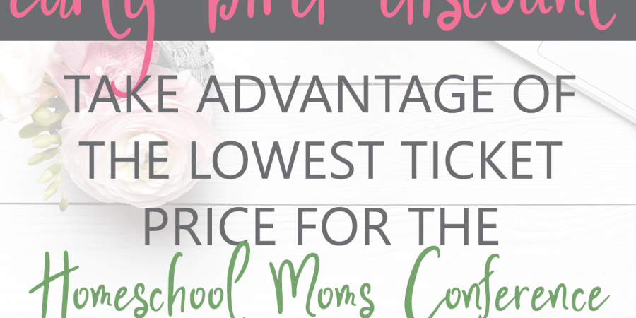 2018 Homeschool Mom Conference