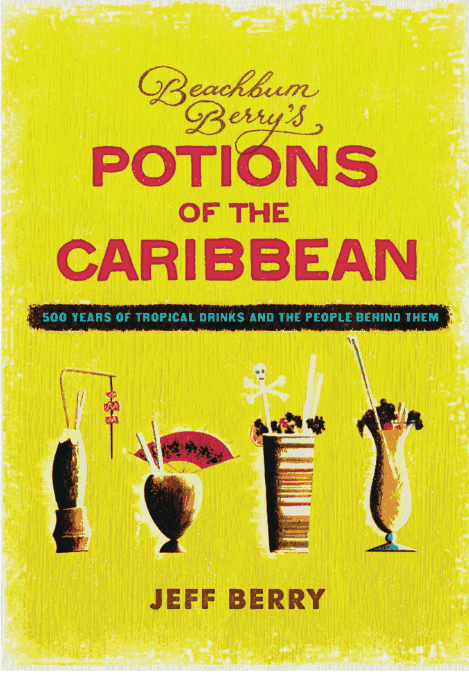 BB Book Cover Potions of the Caribbean