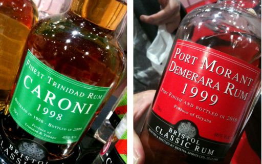 rumfest 2013 bristol caroni and port morant
