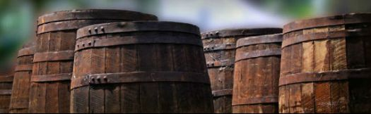 Arrak barrels