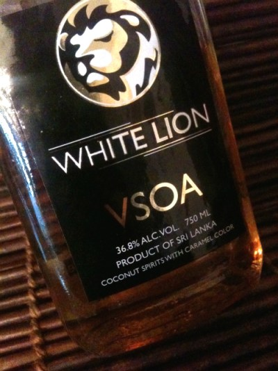 White Lion Coconut Arrak