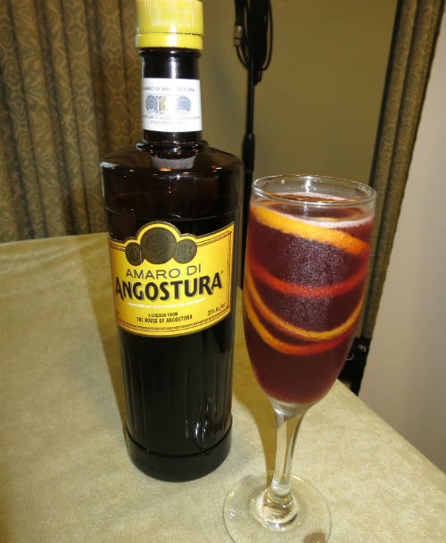 Angostura amaro cocktail small