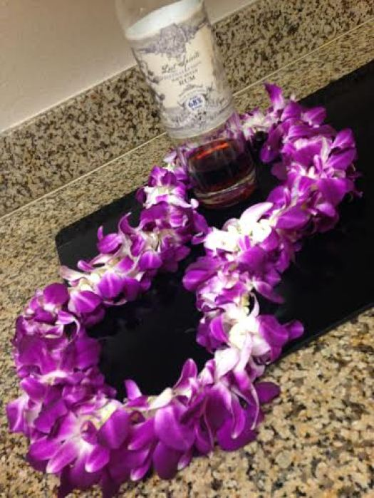 Lei and LS rum