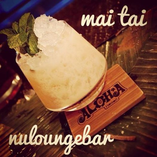 Nu Lounge Bar Mai Tai