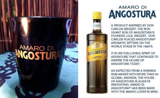 Amaro di Angostura collage
