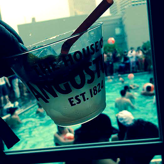 Angostura Pool Party