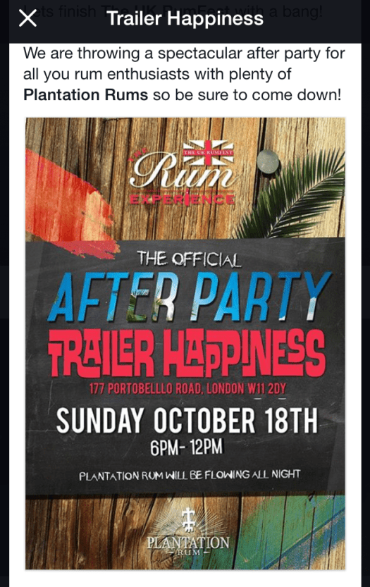 Trailer After party