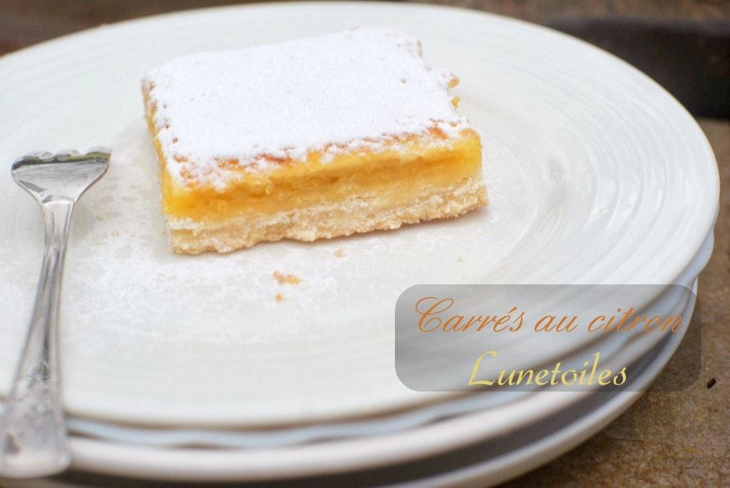Carrs Au Citron Amour De Cuisine