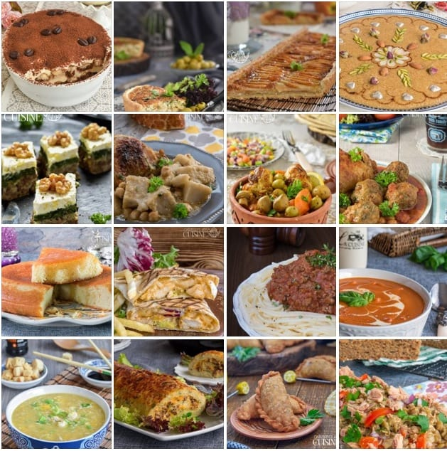 recettes ramadan 2020 plats pour ramadan 2020
