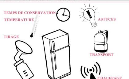 conservation du lait maternel le guide complet