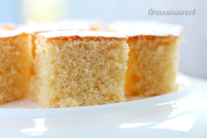 maïzena cake