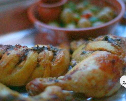 grilled chilli chicken